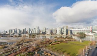 """Photo 2: 407 181 W 1ST Avenue in Vancouver: False Creek Condo for sale in """"BROOK AT THE VILLAGE"""" (Vancouver West)  : MLS®# R2617184"""