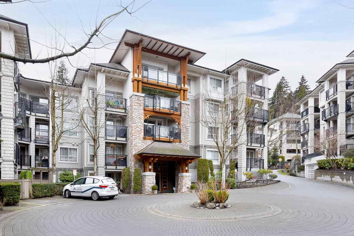 """Main Photo: 210 2958 SILVER SPRINGS Boulevard in Coquitlam: Westwood Plateau Condo for sale in """"TAMARISK"""" : MLS®# R2536645"""