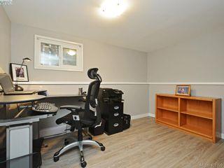 Photo 16: 593 Agnes St in VICTORIA: SW Glanford Half Duplex for sale (Saanich West)  : MLS®# 809610