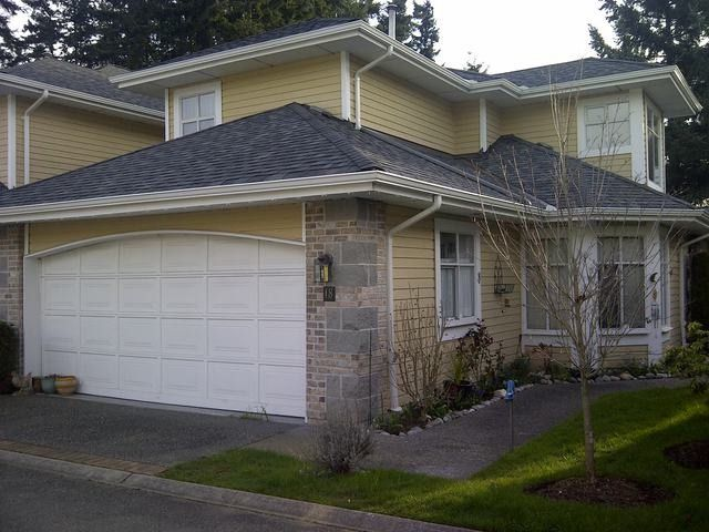 """Main Photo: 18 15273 24TH Avenue in Surrey: King George Corridor Townhouse for sale in """"PENINSULA VILLAGE"""" (South Surrey White Rock)  : MLS®# F1307267"""