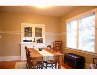 """Photo 3: 857 W 17TH Avenue in Vancouver: Cambie 1/2 Duplex for sale in """"DOUGLAS PARK"""" (Vancouver West)  : MLS®# V756661"""