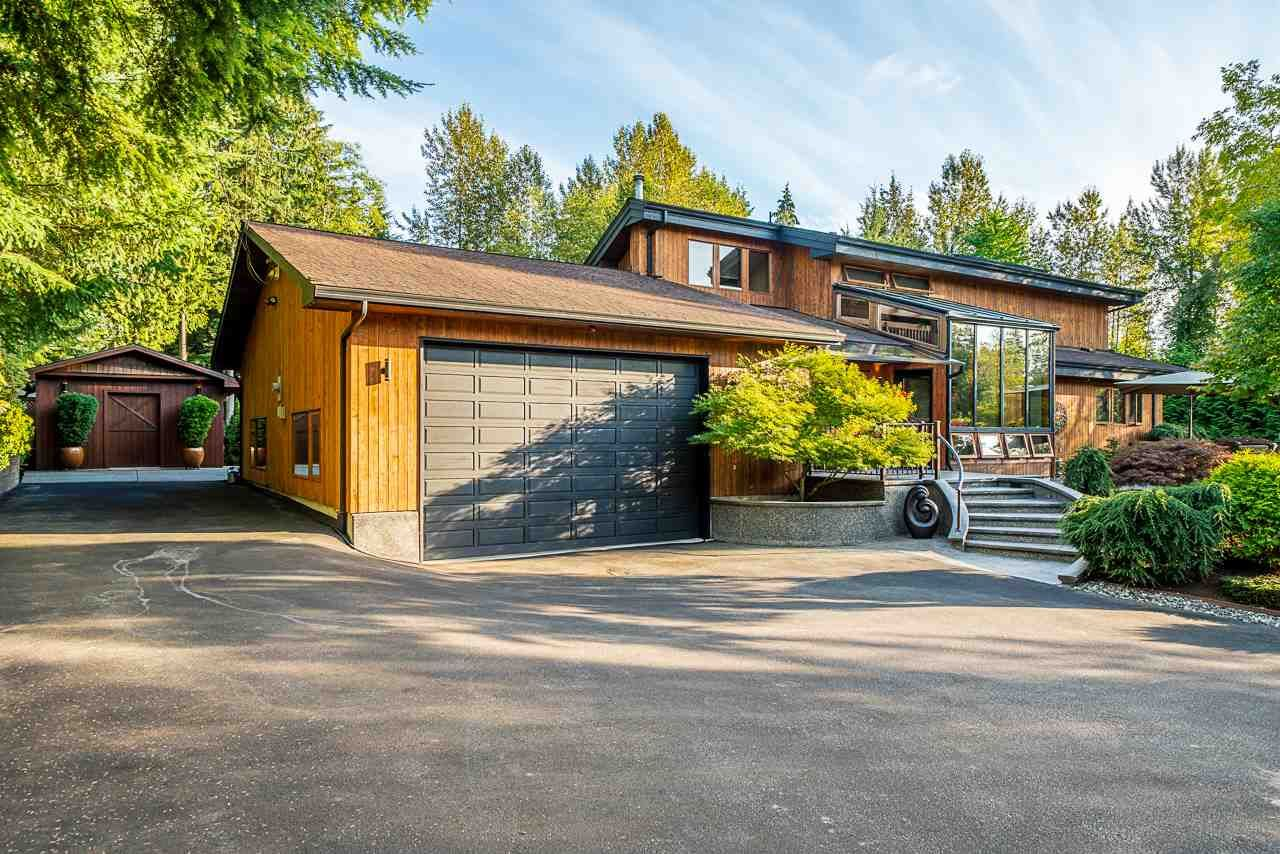 """Main Photo: 12650 261 Street in Maple Ridge: Websters Corners House for sale in """"Whispering Falls"""" : MLS®# R2469442"""