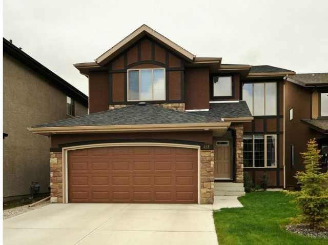 Main Photo: 422 TUSCANY RAVINE Road NW in CALGARY: Tuscany Residential Detached Single Family for sale (Calgary)  : MLS®# C3557531