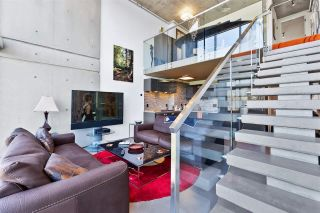 """Photo 11: 513 1540 W 2ND Avenue in Vancouver: False Creek Condo for sale in """"THE WATERFALL BUILDING"""" (Vancouver West)  : MLS®# R2624820"""