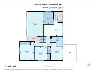 Photo 35: 8411 54 Street in Edmonton: Zone 18 House for sale : MLS®# E4260377