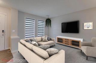 Photo 4: 162 AUBURN BAY Boulevard SE in Calgary: Auburn Bay Semi Detached for sale : MLS®# A1114634