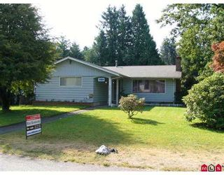 "Photo 1: 31808 BEECH Ave in Abbotsford: Abbotsford West House for sale in ""Behind Bakerview Church"" : MLS®# F2618144"