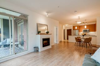 Photo 5: 111 101 MORRISSEY ROAD in Port Moody: Port Moody Centre Condo for sale : MLS®# R2410630