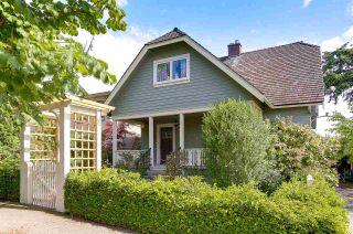 """Main Photo: 837 FOURTEENTH Street in New Westminster: West End NW House for sale in """"WEST END"""" : MLS®# R2179142"""