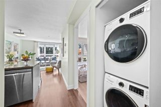 """Photo 19: 309 2008 BAYSWATER Street in Vancouver: Kitsilano Condo for sale in """"Black Swan"""" (Vancouver West)  : MLS®# R2492765"""