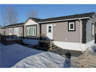 Photo 20: 16 Timber lane Street in St Clements: Pineridge Trailer Park Residential for sale (R02)  : MLS®# 1705052