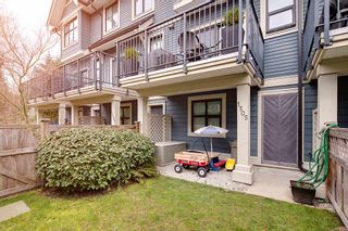 """Photo 3: 1505 8485 NEW HAVEN Close in Burnaby: Big Bend Townhouse for sale in """"McGregor"""" (Burnaby South)  : MLS®# R2353704"""