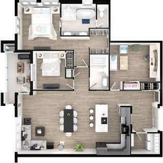 Photo 2: 401 227 Stafford Avenue in Winnipeg: Crescentwood Condominium for sale (1B)  : MLS®# 202123558