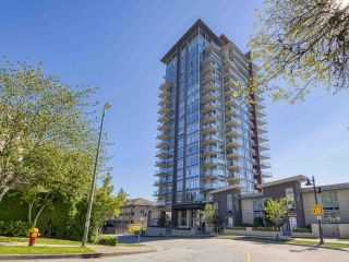"Photo 1: 1205 518 WHITING Way in Coquitlam: Coquitlam West Condo for sale in ""UNION"" : MLS®# R2496616"
