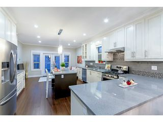 """Photo 7: 5740 HYDE Street in Burnaby: Central BN 1/2 Duplex for sale in """"BCIT Area"""" (Burnaby North)  : MLS®# V1072763"""