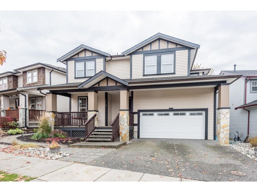 "Main Photo: 24140 HILL Avenue in Maple Ridge: Albion House for sale in ""CREEKS CROSSING"" : MLS®# R2230833"