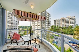 """Photo 28: 706 739 PRINCESS Street in New Westminster: Uptown NW Condo for sale in """"BERKLEY PLACE"""" : MLS®# R2609969"""