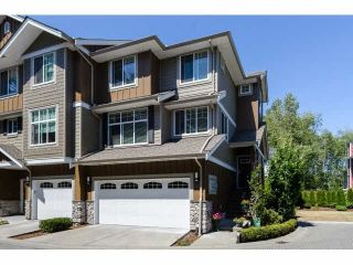 Photo 1: 63 3009 156TH STREET in Surrey: Grandview Surrey Townhouse for sale (South Surrey White Rock)  : MLS®# F1447564