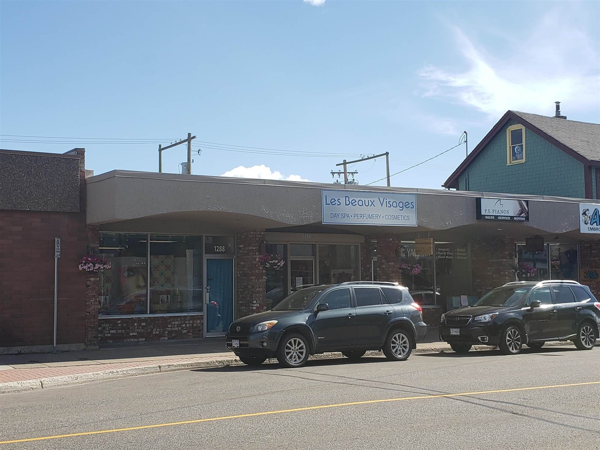 Main Photo: 1278 4TH Avenue in Prince George: Downtown PG Office for sale (PG City Central (Zone 72))  : MLS®# C8039329