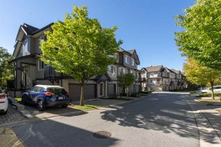 "Photo 1: 93 9088 HALSTON Court in Burnaby: Government Road Townhouse for sale in ""Terramor"" (Burnaby North)  : MLS®# R2503797"