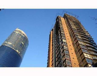 """Main Photo: 1008 1068 HORNBY Street in Vancouver: Downtown VW Condo for sale in """"CANADIAN"""" (Vancouver West)  : MLS®# V774283"""