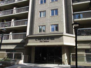 Photo 2: 704 9715 110 Street in Edmonton: Zone 12 Condo for sale : MLS®# E4264355
