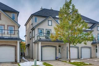 Photo 1: 164 SIMCOE Place SW in Calgary: Signal Hill Row/Townhouse for sale : MLS®# C4271503