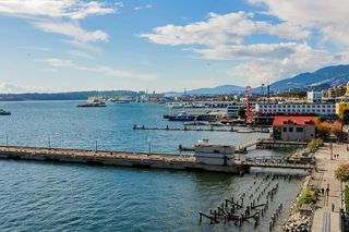 """Photo 28: 701 199 VICTORY SHIP Way in North Vancouver: Lower Lonsdale Condo for sale in """"TROPHY AT THE PIER"""" : MLS®# R2509292"""