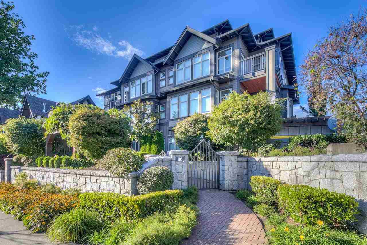 """Main Photo: 303 116 W 23RD Street in North Vancouver: Central Lonsdale Condo for sale in """"ADDISON"""" : MLS®# R2557990"""