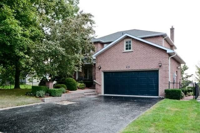 Main Photo: 49 Waywell Street in Whitby: Pringle Creek House (2-Storey) for sale : MLS®# E3349911