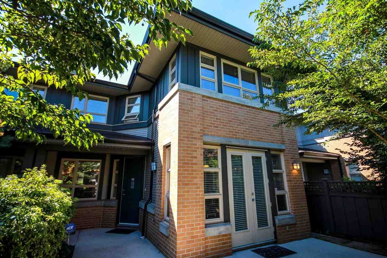 """Main Photo: 83 6300 BIRCH Street in Richmond: McLennan North Townhouse for sale in """"SPRINGBROOK BY CRESSEY"""" : MLS®# R2103151"""