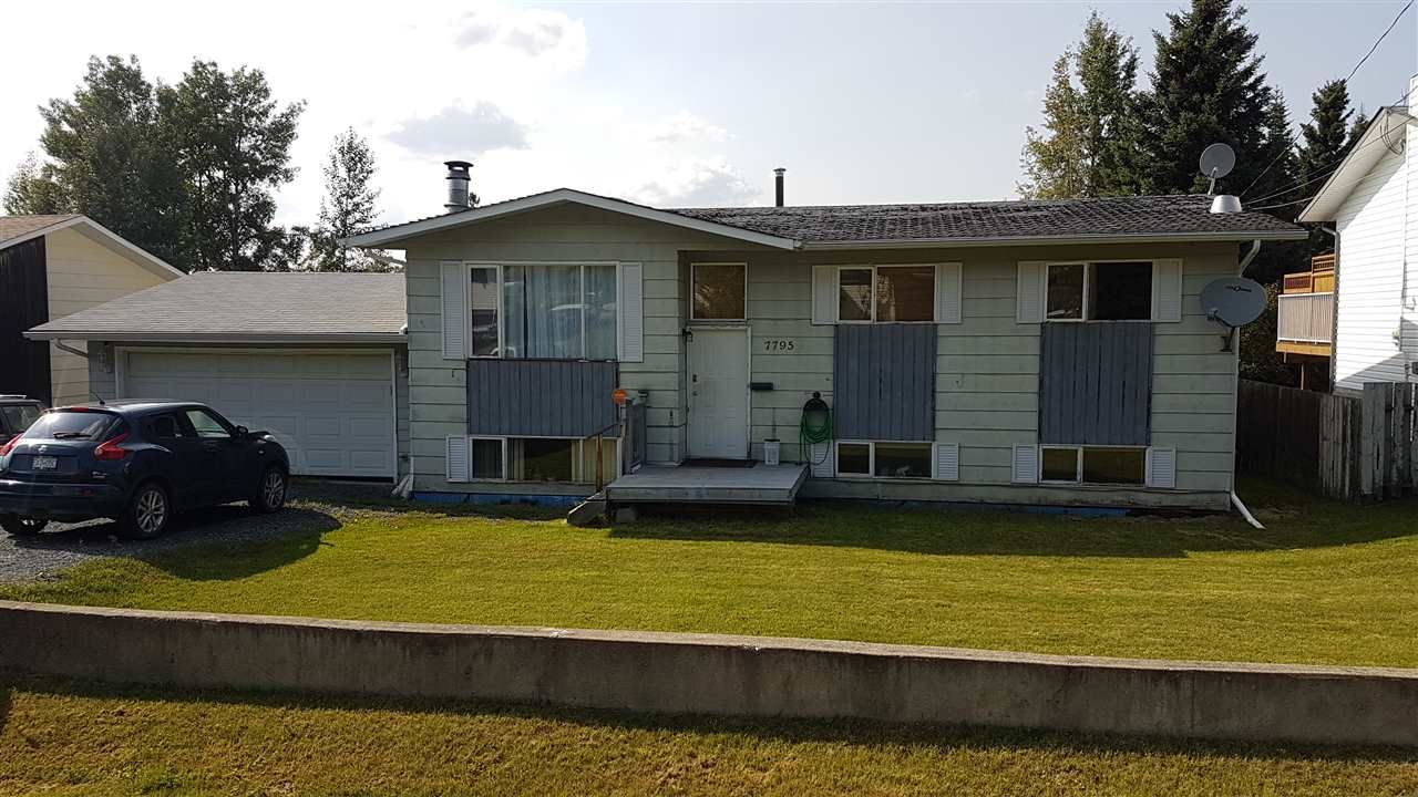 Main Photo: 7795 THOMPSON Drive in Prince George: Parkridge House for sale (PG City South (Zone 74))  : MLS®# R2395921