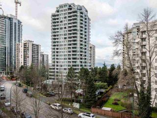 "Photo 1: 602 4888 HAZEL Street in Burnaby: Forest Glen BS Condo for sale in ""THE NEWMARK"" (Burnaby South)  : MLS®# R2575735"