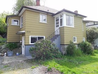 Photo 1: 555 Kenneth St in VICTORIA: SW Glanford House for sale (Saanich West)  : MLS®# 640377