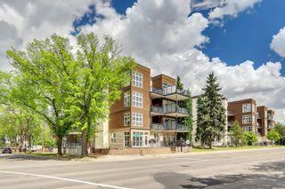 Photo 1: 355 10403 122 Street in Edmonton: Zone 07 Condo for sale : MLS®# E4248211