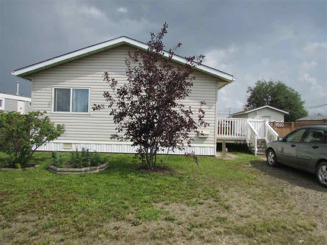 Main Photo: 159 10420 96 Avenue in Fort St. John: Fort St. John - Rural W 100th Manufactured Home for sale (Fort St. John (Zone 60))  : MLS®# R2293944