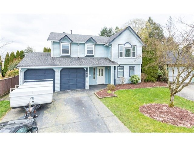 Main Photo: 11902 BRUCE PL in Maple Ridge: Southwest Maple Ridge House for sale : MLS®# V1053010