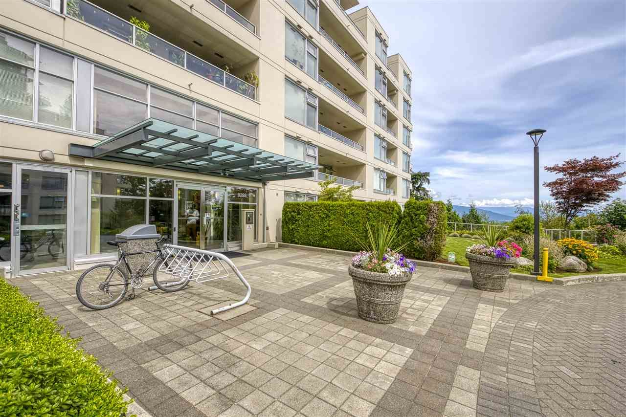 "Main Photo: 601 9288 UNIVERSITY Crescent in Burnaby: Simon Fraser Univer. Condo for sale in ""NOVO 1"" (Burnaby North)  : MLS®# R2510016"