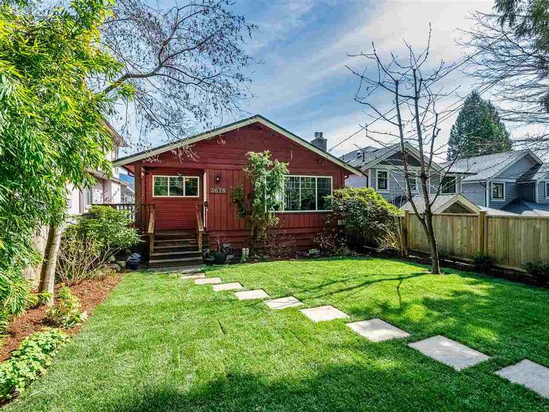 FEATURED LISTING: 3678 FROMME Road North Vancouver