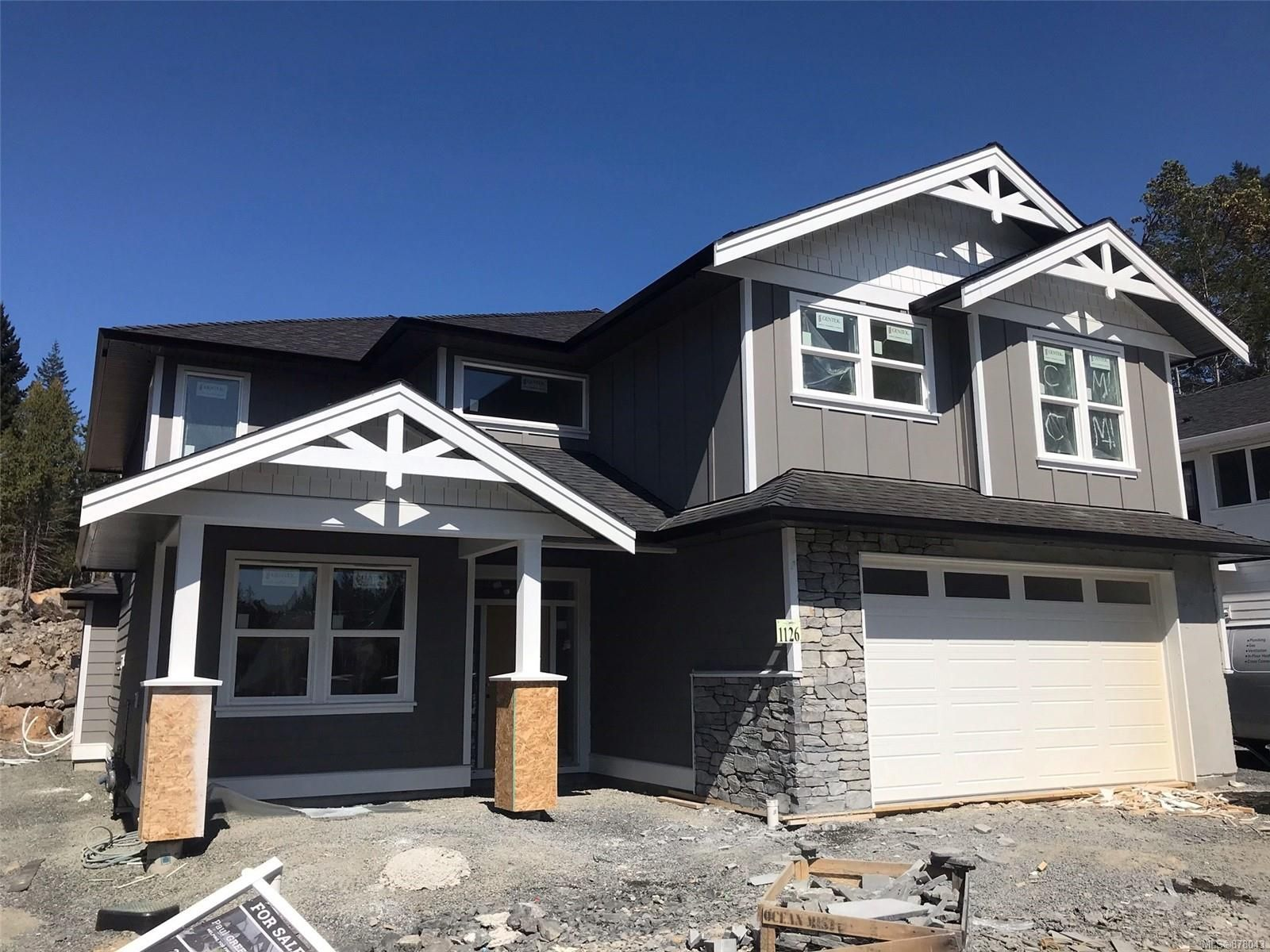 Main Photo: 1126 Golden Spire Cres in Langford: La Olympic View House for sale : MLS®# 878043