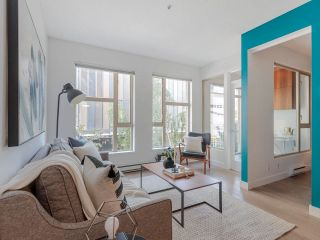 """Photo 9: 212 205 E 10TH Avenue in Vancouver: Mount Pleasant VE Condo for sale in """"The Hub"""" (Vancouver East)  : MLS®# R2621632"""