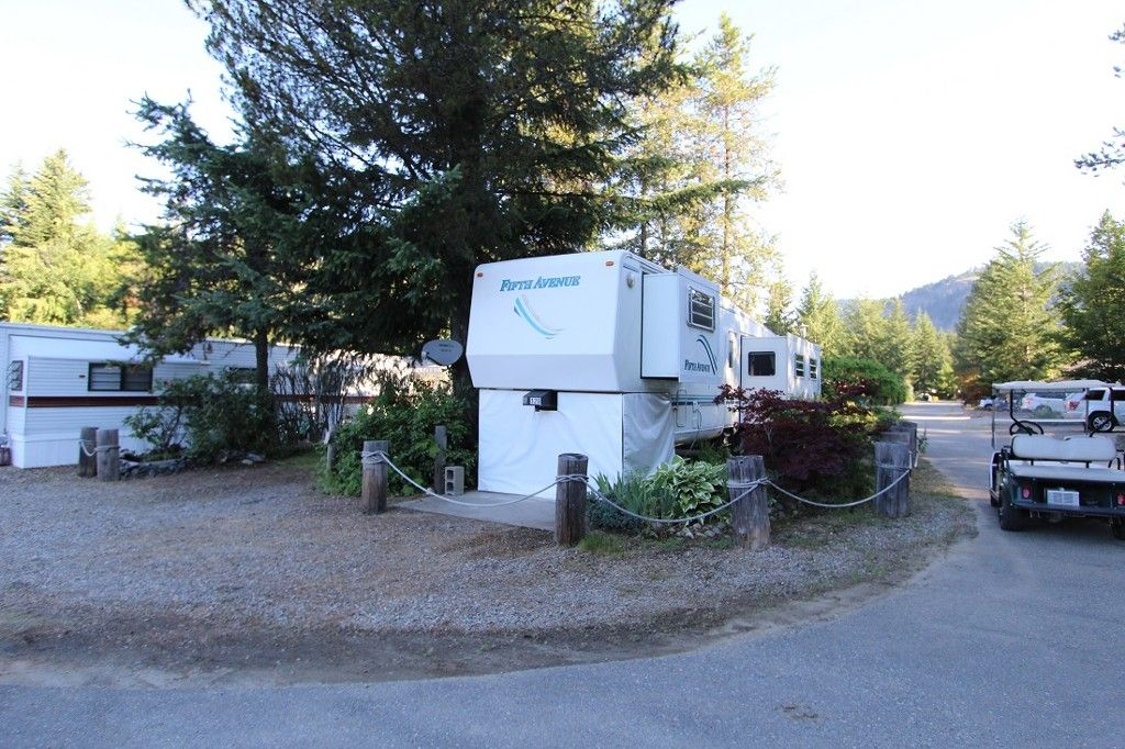 Main Photo: 120 3980 Squilax Anglemont Road in Scotch Creek: North Shuswap Recreational for sale (Shuswap)  : MLS®# 10101598