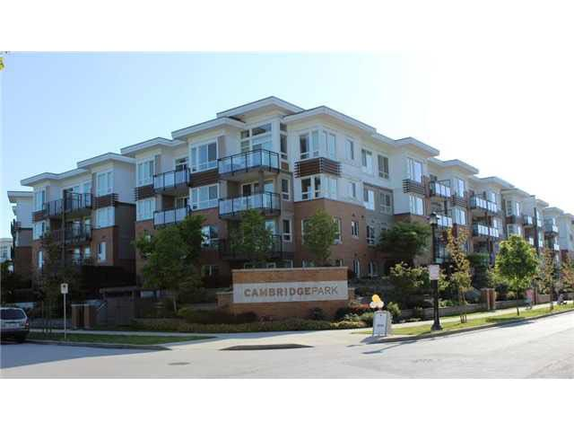 Main Photo: #312 - 9399 Tomicki Ave, in Richmond: West Cambie Condo for sale : MLS®# V1108489