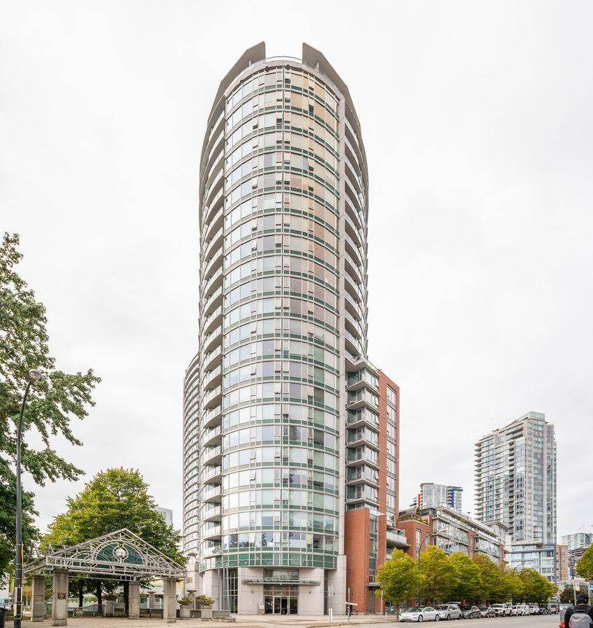 """Main Photo: 2703 58 KEEFER Place in Vancouver: Downtown VW Condo for sale in """"FIRENZE"""" (Vancouver West)  : MLS®# R2572868"""