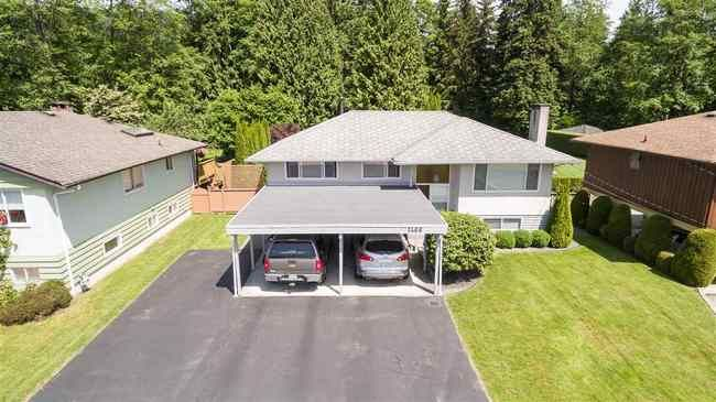 Main Photo: 1466 27 STREET in North Vancouver: Home for sale : MLS®# R2176301