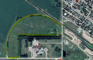 Photo 2: 101 Entrance Road West in Unity: Lot/Land for sale : MLS®# SK868054