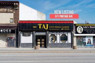 Photo 2: 571 Portage Avenue in Winnipeg: Industrial / Commercial / Investment for sale or lease (5A)  : MLS®# 202100903