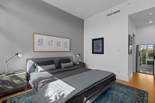 "Photo 14: 626 KINGHORNE Mews in Vancouver: Yaletown Townhouse for sale in ""Silver Sea"" (Vancouver West)  : MLS®# R2575284"