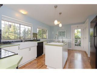 """Photo 3: 10689 SANTA MONICA Drive in Delta: Nordel House for sale in """"Canterbury Heights"""" (N. Delta)  : MLS®# F1432962"""