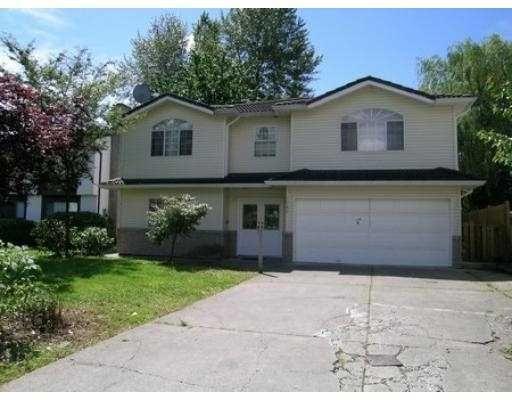 Main Photo: 1542 BRIDGEMAN Avenue in Port_Coquitlam: Glenwood PQ House for sale (Port Coquitlam)  : MLS®# V638861